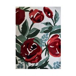 Ručně tkaný kusový koberec Velvet Garden