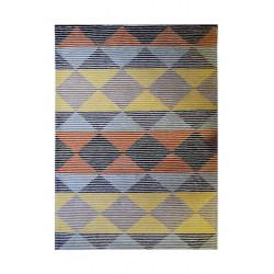 Ručně tkaný kusový koberec Rainbow Falls