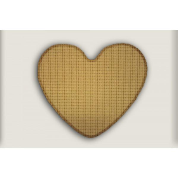 Vopi koberce Kusový koberec Birmingham béžový srdce, koberců Navrhněte si vlastní rozměr a tvar - klikněte zde Béžová - Vrácení do 1 roku ZDARMA