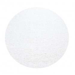 Kusový koberec Ancona shaggy 9000 cream kruh