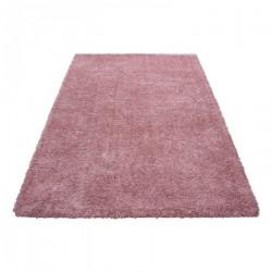 Kusový koberec Ancona shaggy 9000 rose