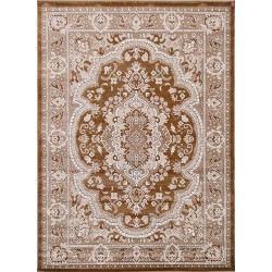 Kusový koberec Polystar 0003 Dark Beige