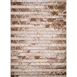 Kusový koberec Polystar 0006 Dark Beige