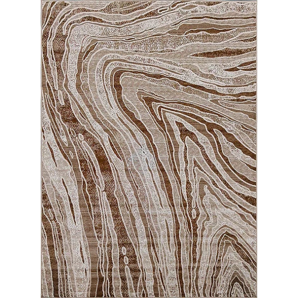Kusový koberec Polystar 0007 Dark Beige