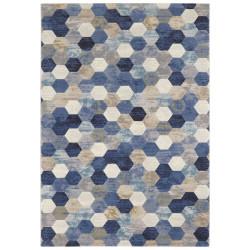 Kusový koberec Arty 103578 Blue/Cream z kolekce Elle