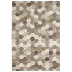 Kusový koberec Arty 103579 Cream/Beige z kolekce Elle