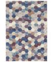 Kusový koberec Arty 103581 Blueberry/ Cream z kolekce Elle