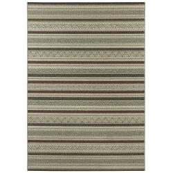 Kusový koberec Bloom 103606 Green/Terra z kolekce Elle