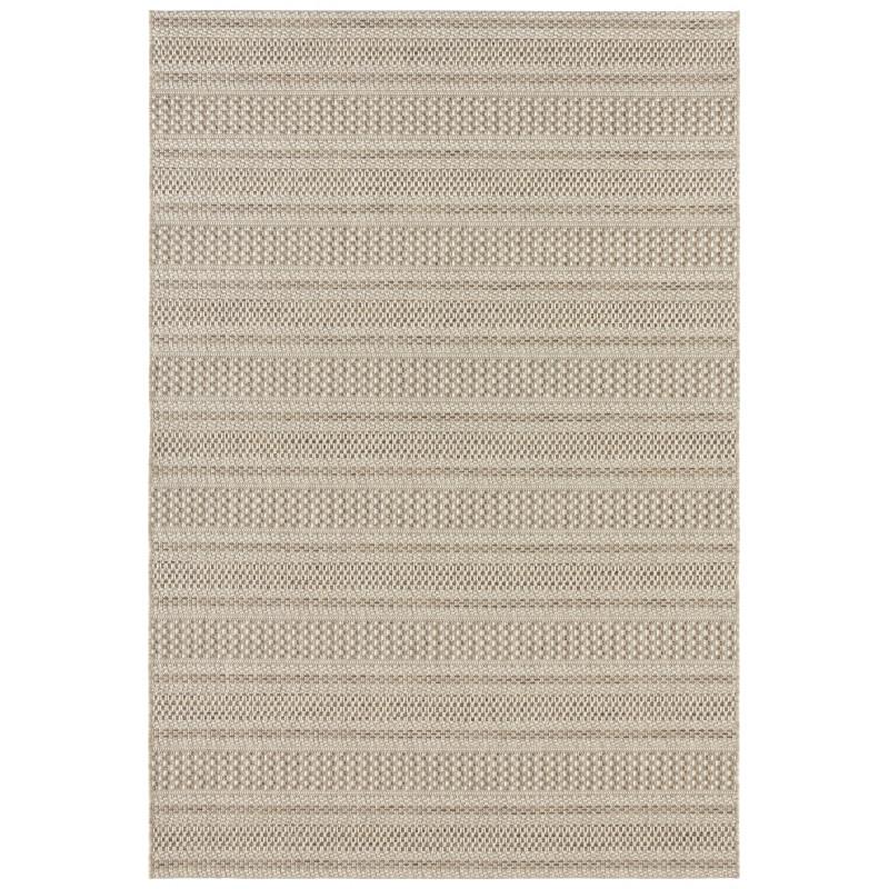 Kusový koberec Brave 103612 Natural Brown z kolekce Elle