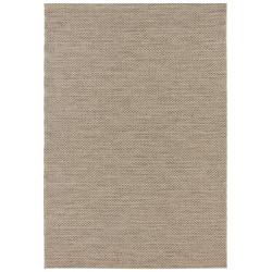 Kusový koberec Brave 103615 natural Brown z kolekce Elle