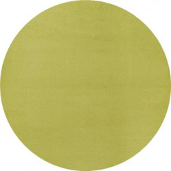 Světle zelený kulatý Koberec Fancy 103009 Grün kruh