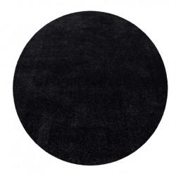 Kusový koberec Ata 7000 anthracite kruh