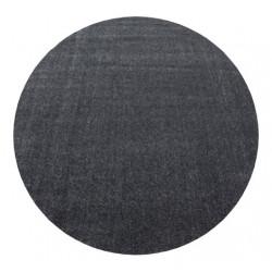 Kusový koberec Ata 7000 grey kruh