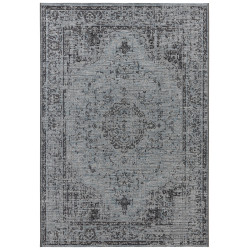 Kusový koberec Curious 103695 Blue z kolekce Elle