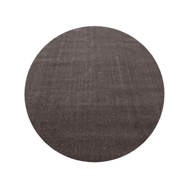 Kusový koberec Ata 7000 mocca kruh