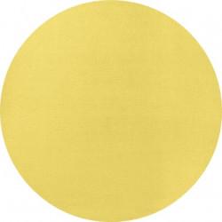 Koberec Fancy 103002 Gelb kruh