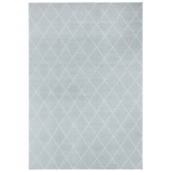 Kusový koberec Euphoria 103623 Smoke Blue Cream z kolekce Elle