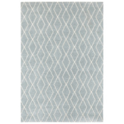 Kusový koberec Euphoria 103631 Smoke Blue, Cream z kolekce Elle