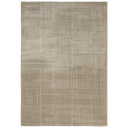 Kusový koberec Glow 103655 Beige/Cream z kolekce Elle