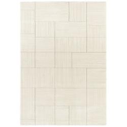 Kusový koberec Glow 103656 Cream/Grey z kolekce Elle