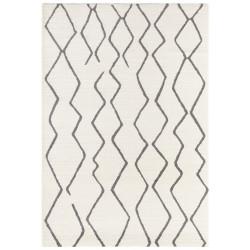 Kusový koberec Glow 103657 Cream/Grey z kolekce Elle