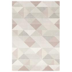 Kusový koberec Euphoria 103639 Rose, Grey, Cream z kolekce Elle