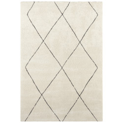 Kusový koberec Glow 103661 Cream/Grey z kolekce Elle