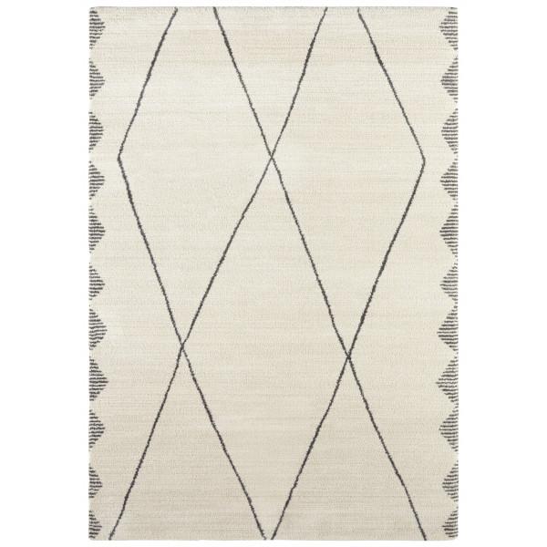 Kusový koberec Glow 103665 Cream/Grey z kolekce Elle