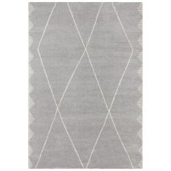 Kusový koberec Glow 103666 Silver Grey/Cream z kolekce Elle