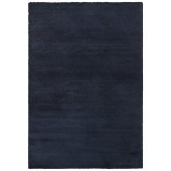 Kusový koberec Glow 103668 Dark blue z kolekce Elle