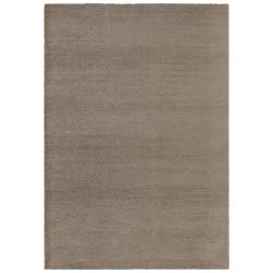 Kusový koberec Glow 103670 Brown z kolekce Elle
