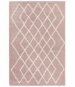 Kusový koberec Passion 103676 Apricot Rose, Cream z kolekce Elle
