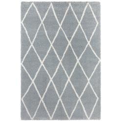 Kusový koberec Passion 103682 Aquablue, Cream z kolekce Elle