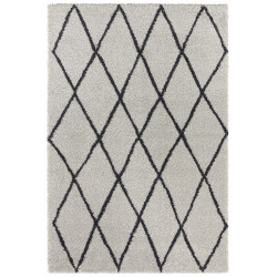 Kusový koberec Passion 103685 Silver, Anthracite z kolekce Elle