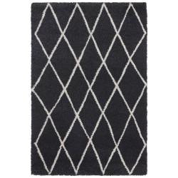 Kusový koberec Passion 103686 Anthracite Black, Silver z kolekce Elle