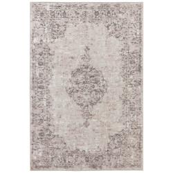 Kusový koberec Pleasure 103595 Rose/Black z kolekce Elle