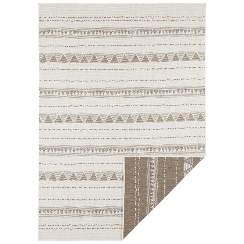 Kusový koberec Twin Supreme 103756 Brown/Cream