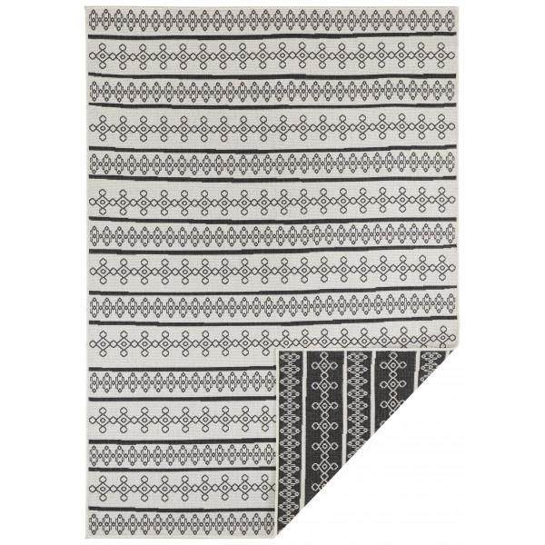 Kusový koberec Twin Supreme 103761 Black/Cream