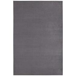 Kusový koberec Bare 103819 Darkgrey