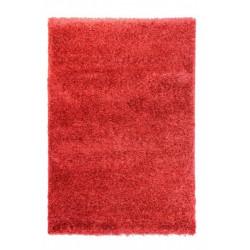 Kusový koberec Bursa red