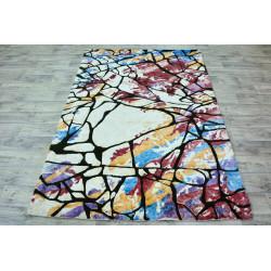 Ručně tkaný kusový koberec Indie 26