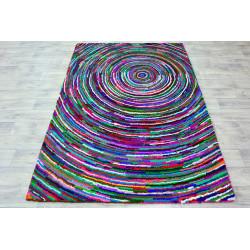 Ručně tkaný kusový koberec Indie 24