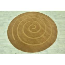 Ručně vyrobený kusový koberec Indie 5