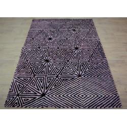 Ručně vyrobený kusový koberec Indie 29