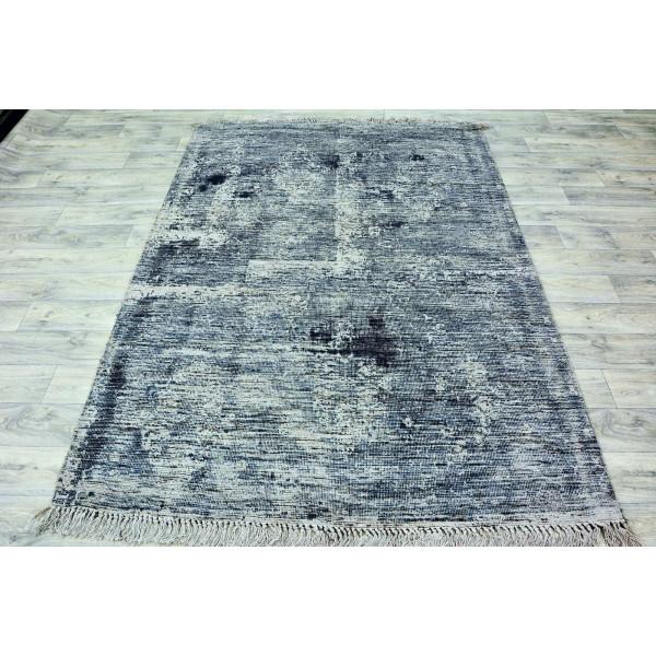 Ručně vyrobený kusový koberec Indie 10