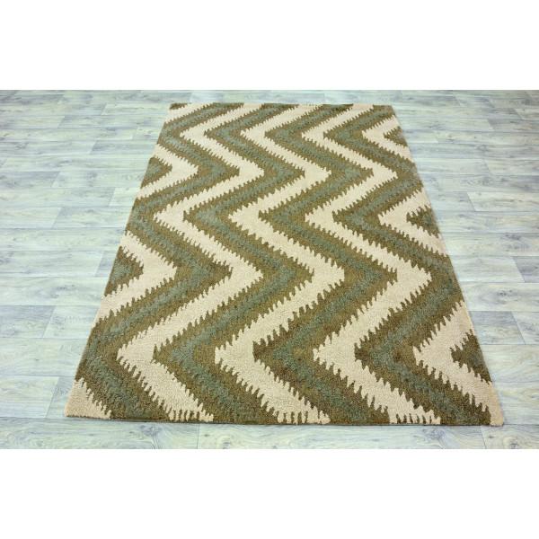 Ručně tkaný kusový koberec Indie 8