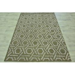 Ručně tkaný kusový koberec Indie 40