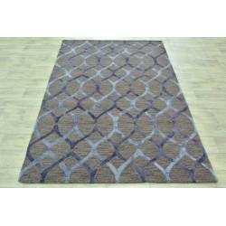Ručně tkaný kusový koberec Indie 41