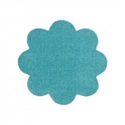 Protiskluzová rohožka Soft & Clean 102455 kytka