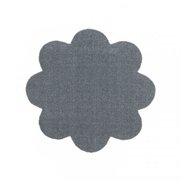 Protiskluzová rohožka Soft & Clean 102462 kytka